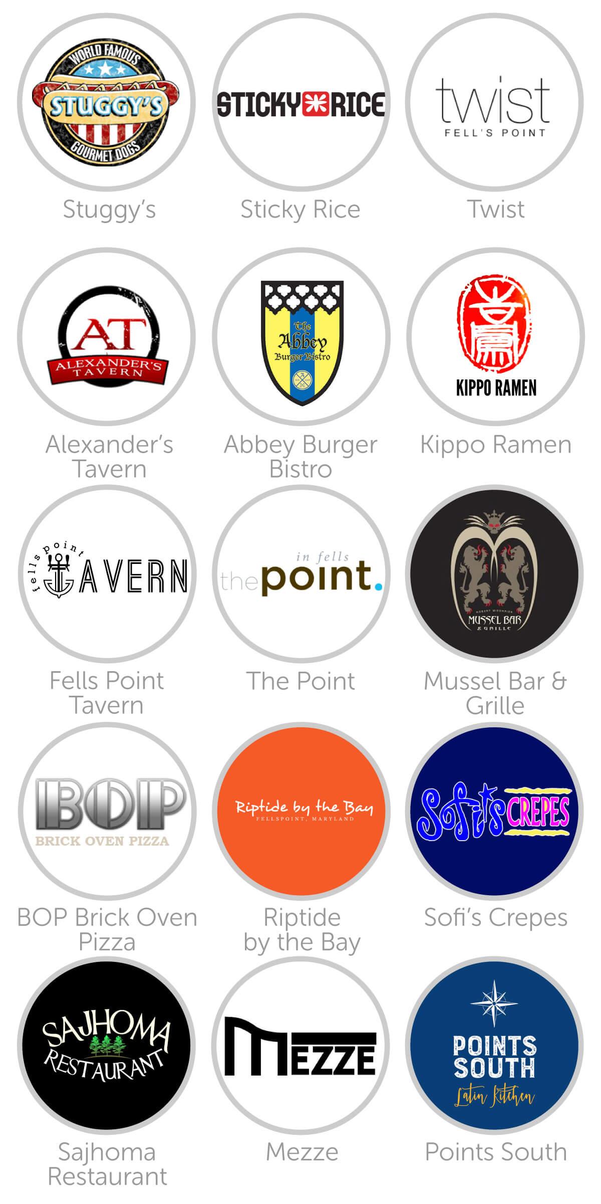 Fells-Point-Spotluck-Restaurant-Logos