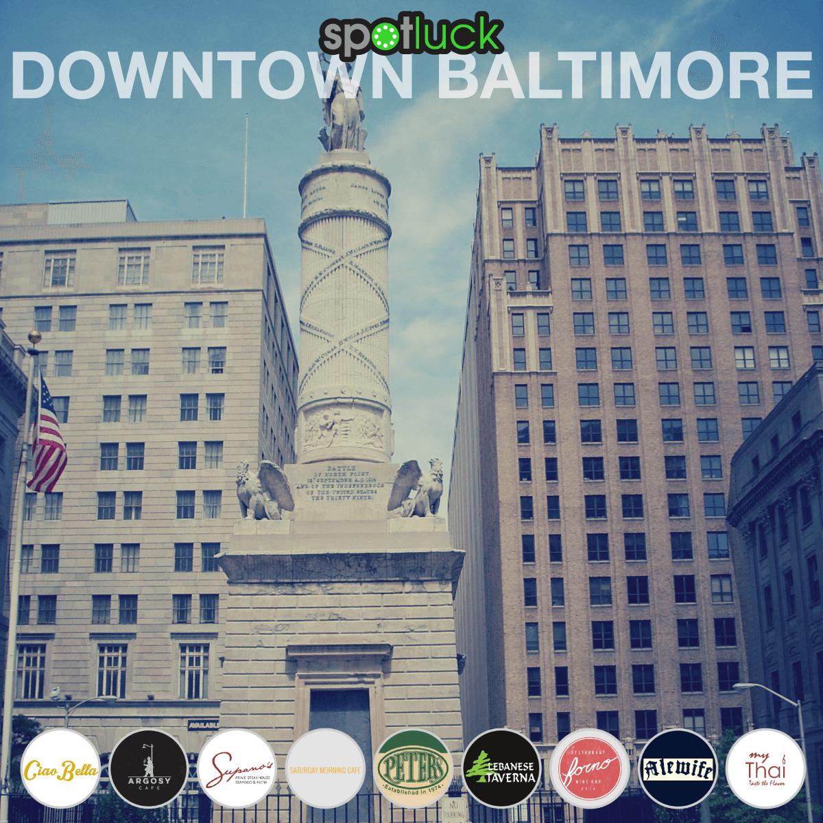 downtown-baltimore-spotluck
