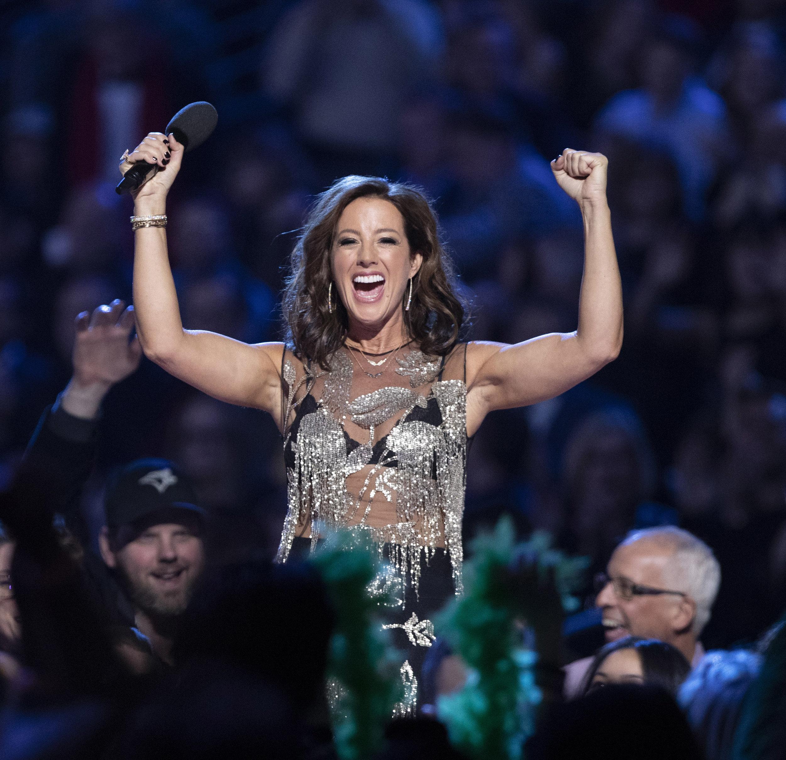 Sarah McLachlan - 2019 Juno Awards