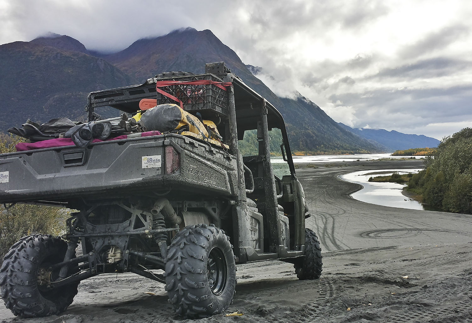 UTV CrewCab Off-Road Tour