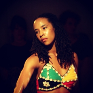 Jasmine Elizabeth Johnson - Egun (Dancer)   Jasmine is a dancer and an Assistant Professor of African & Afro-American and Women's, Gender, and Sexuality Studies at Brandeis University. A Ford Foundation Diversity Fellow, she earned her Ph.D. in African Diaspora Studies at UC Berkeley. Johnson has performed internationally and is a founding member of The Collegium for African Diaspora Dance.