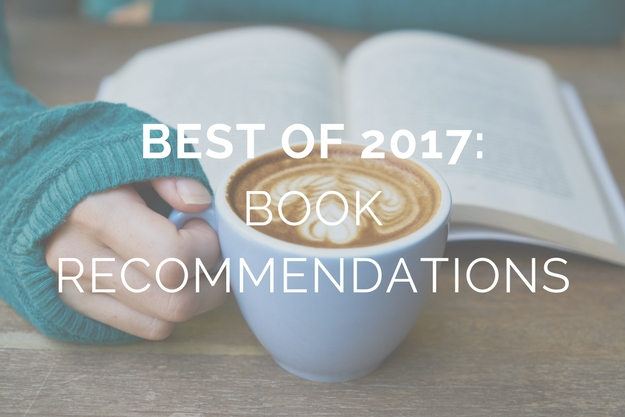 Best of 2017: Book Recommendations