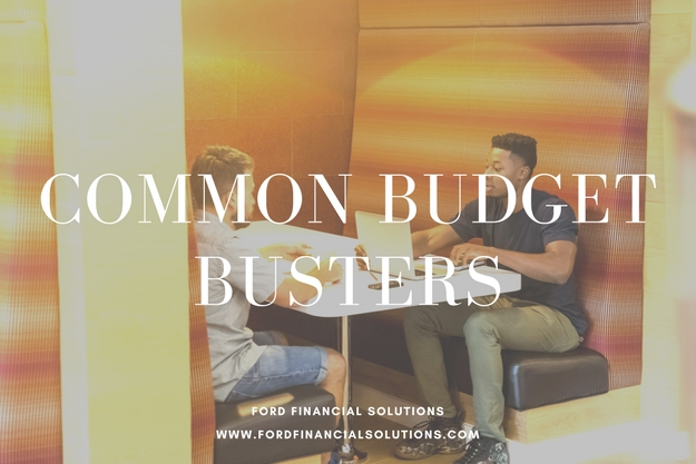 Fiscal Therapy: Common Budget Busters