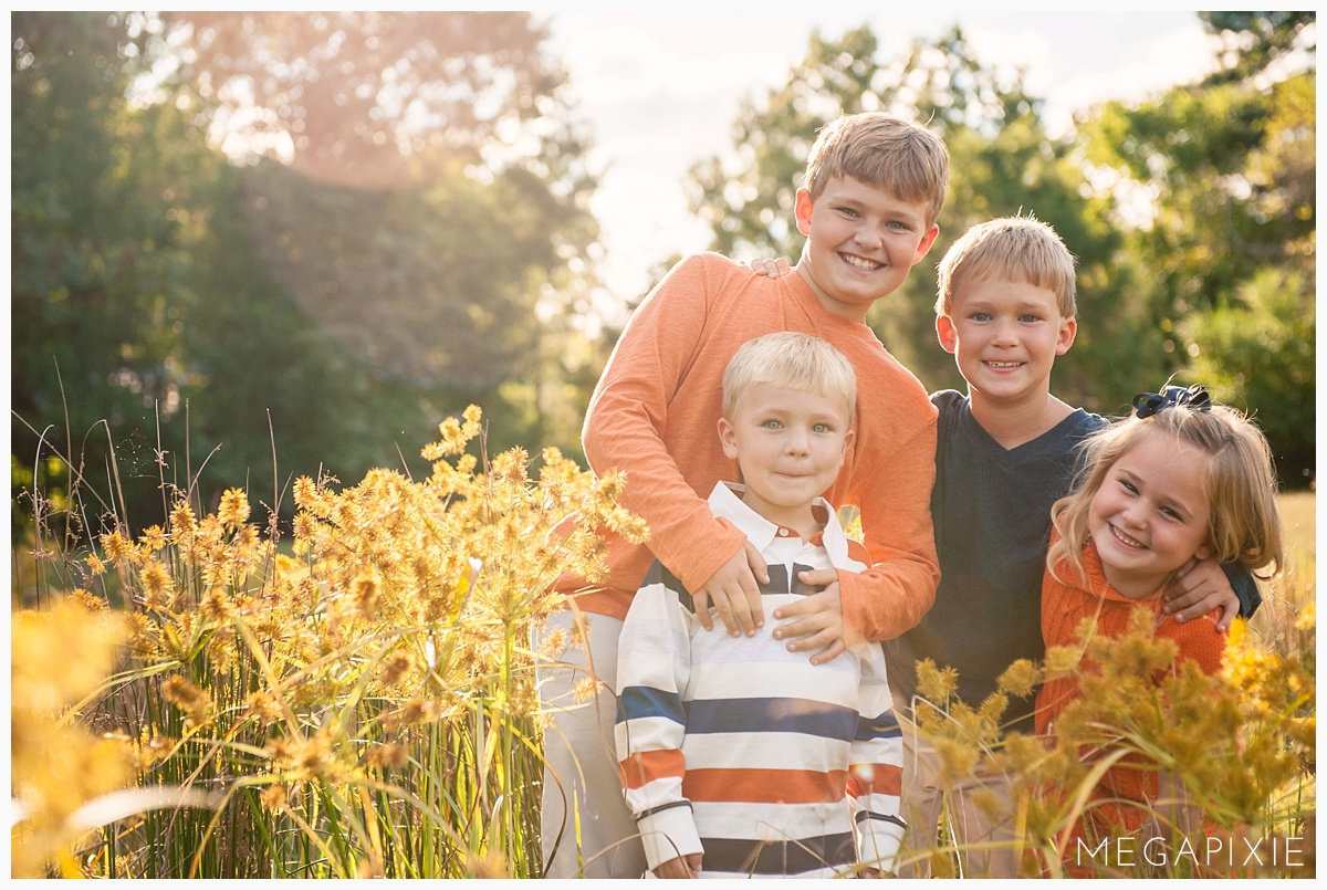 Styling your family portrait session