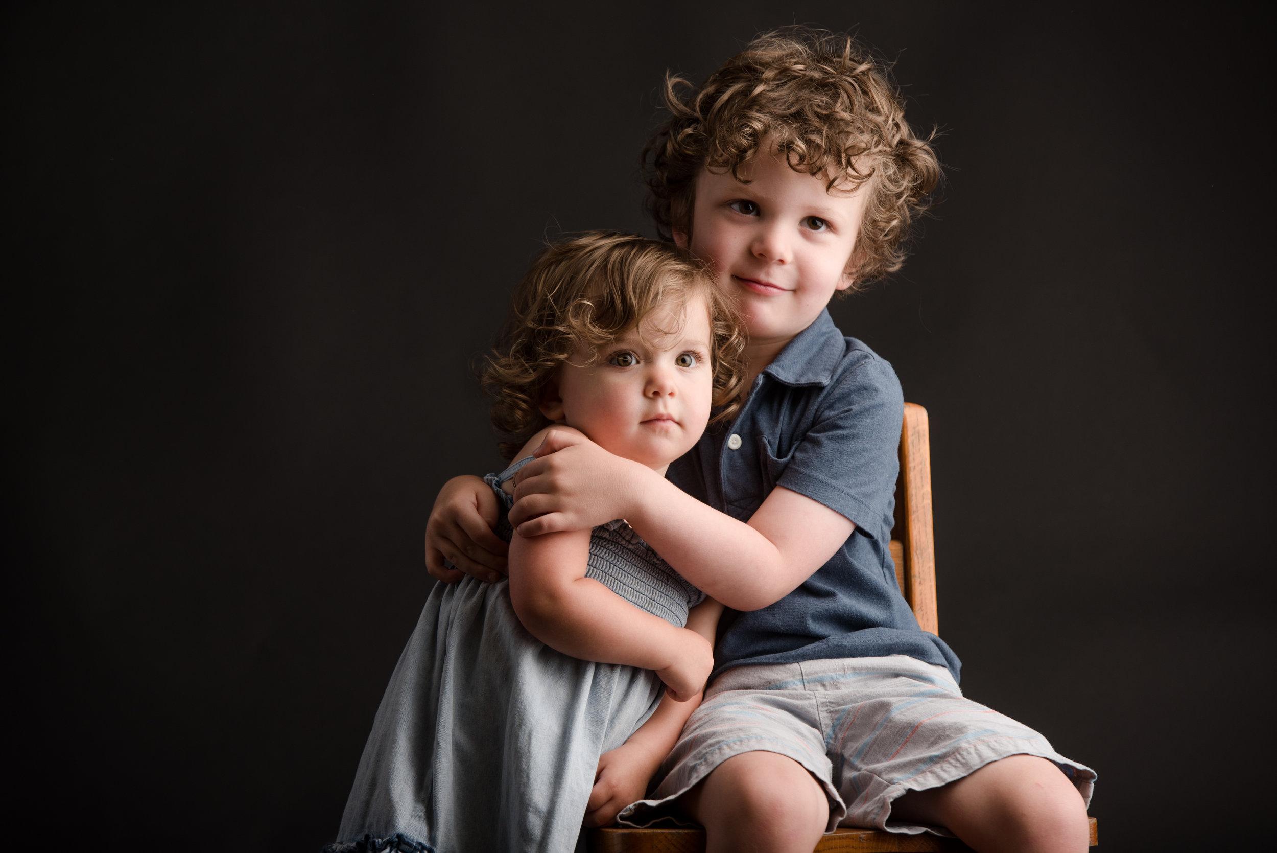 Raleigh Durham Chapel Hill Studio Portrait Photographer