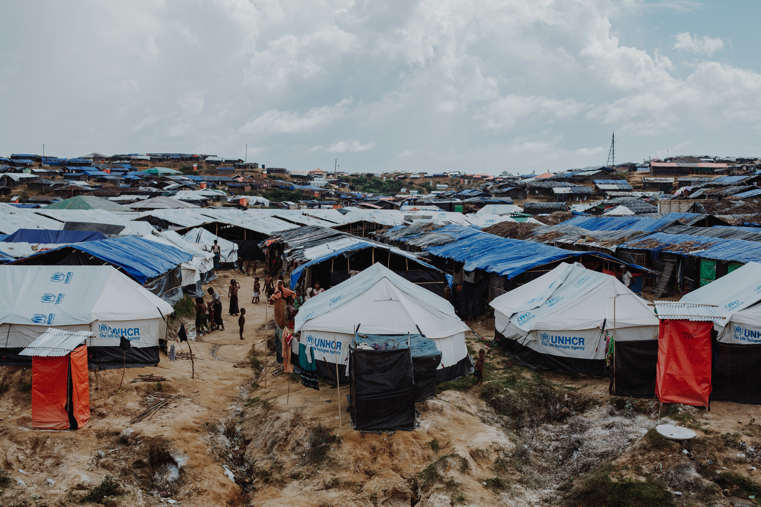 RohingyaRefugeeCamp