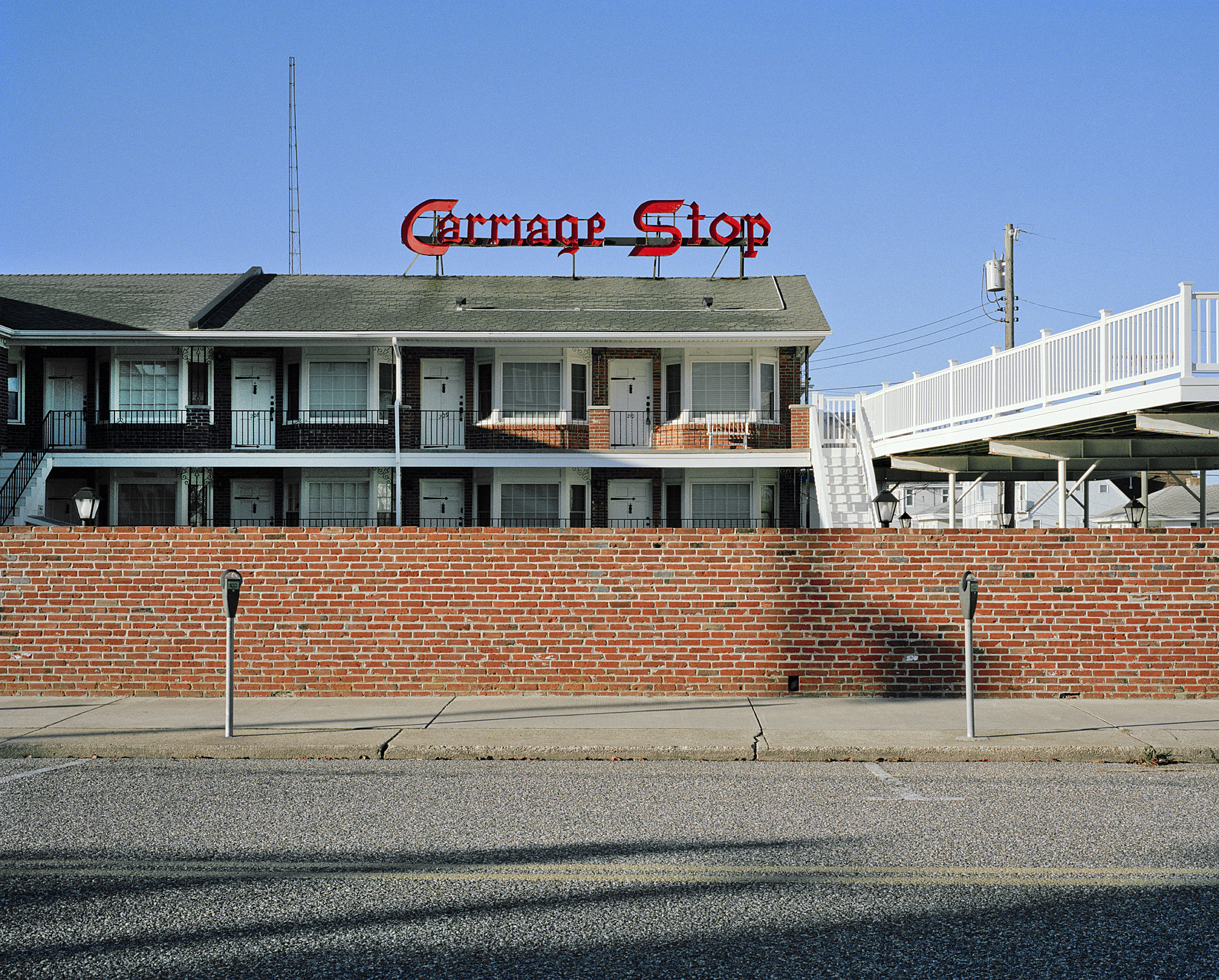 CARRIAGE STOP MOTEL