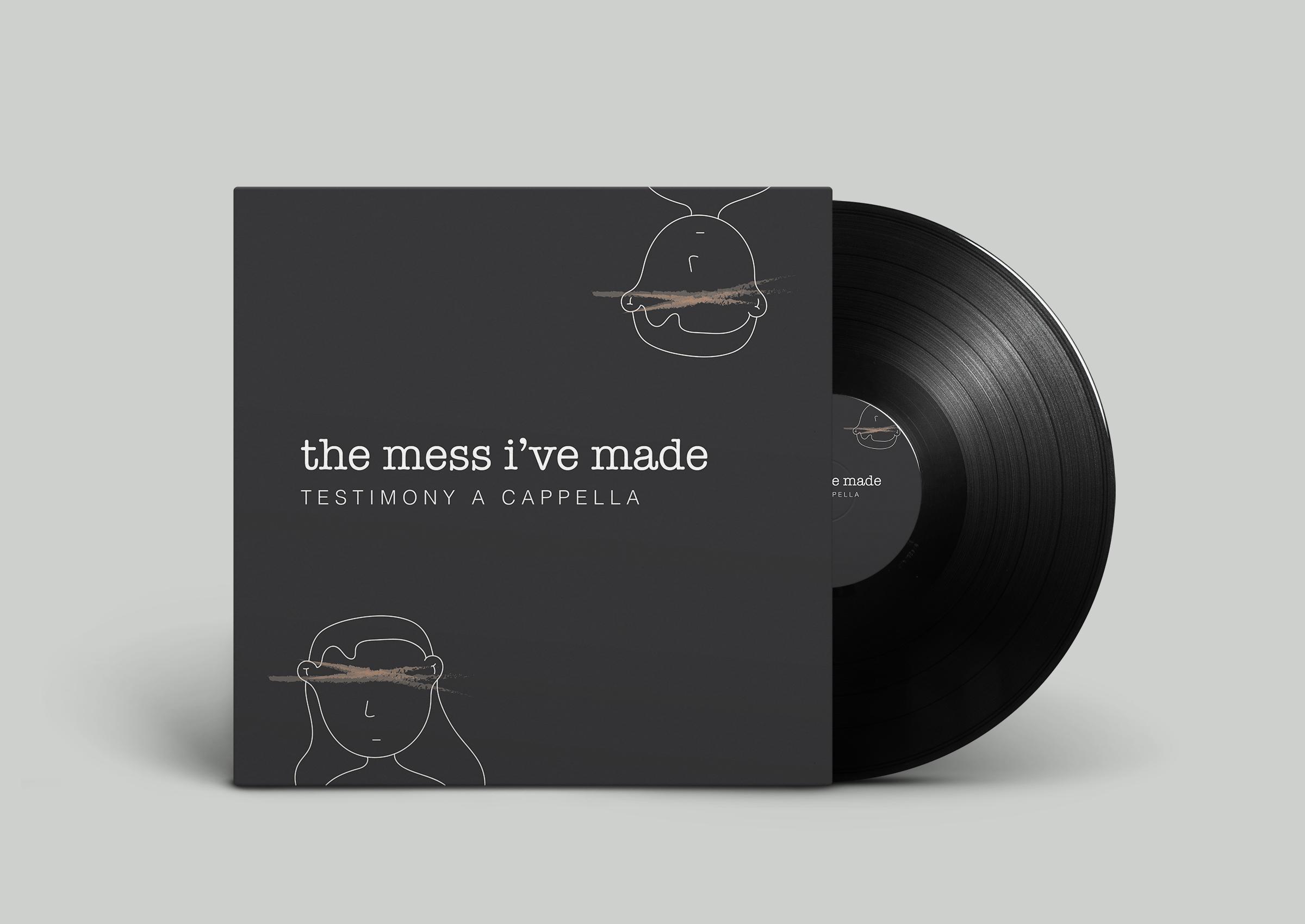Album Cover | The Mess I've Made