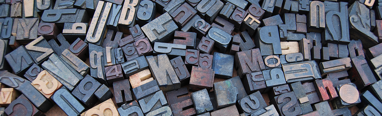 Typography is an important part of graphic design, but there's a lot more to it than just pretty fonts