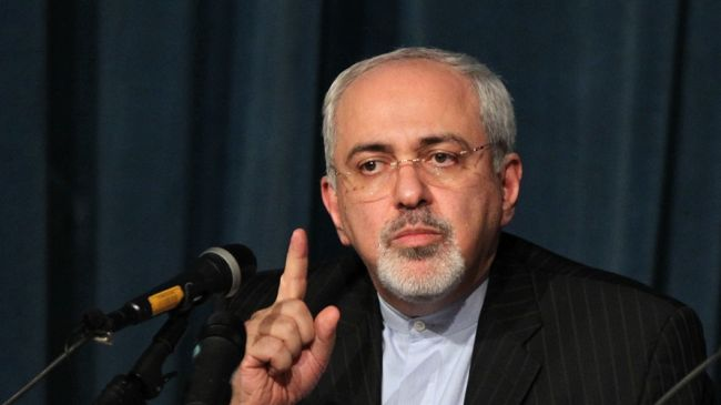 Javad Zarif, foreign minister of iran