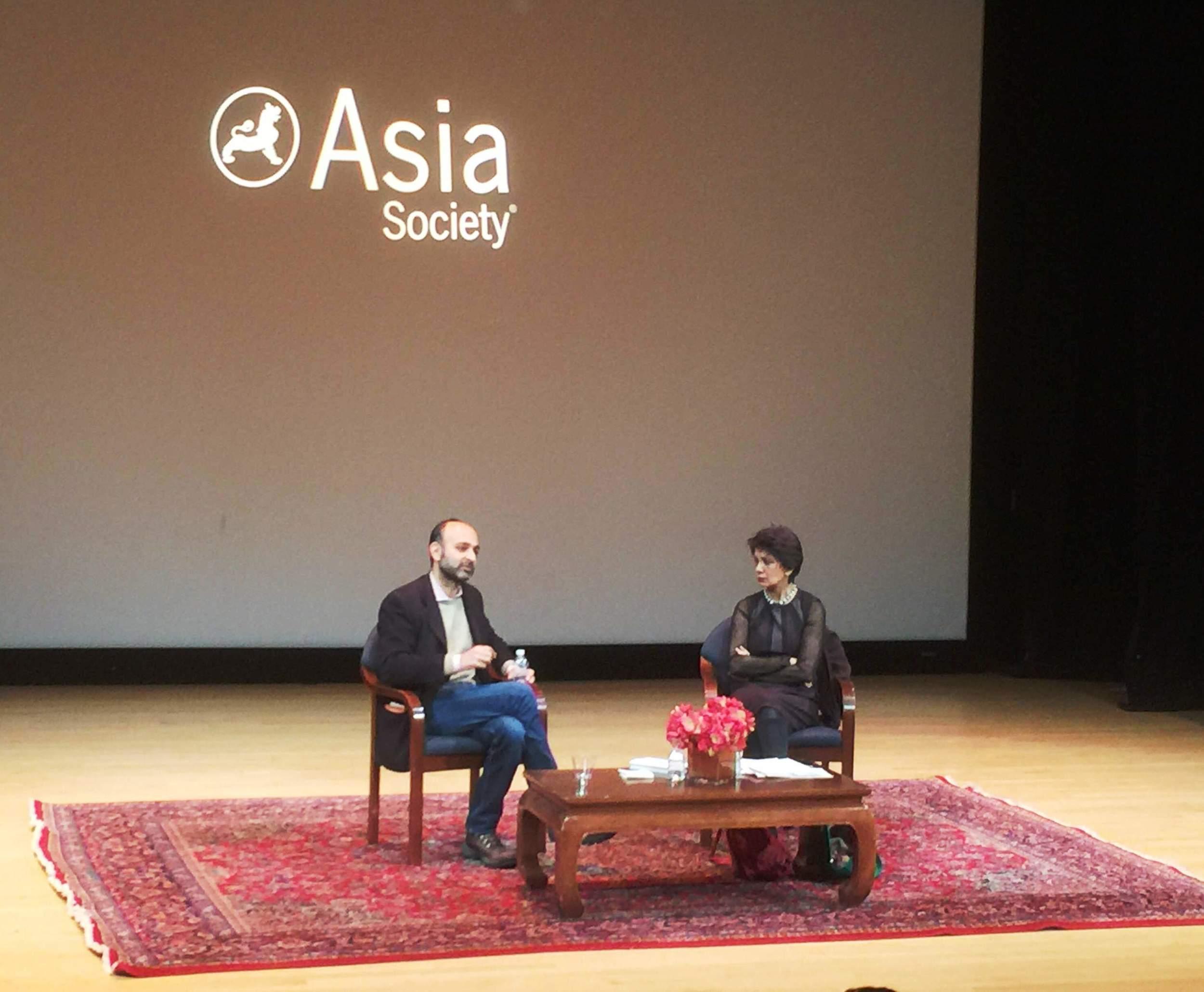 Mohsin Hamid in conversation with Dr. Azra Raza