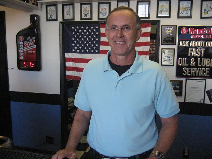 Robert Marcello, General Manager/Founder