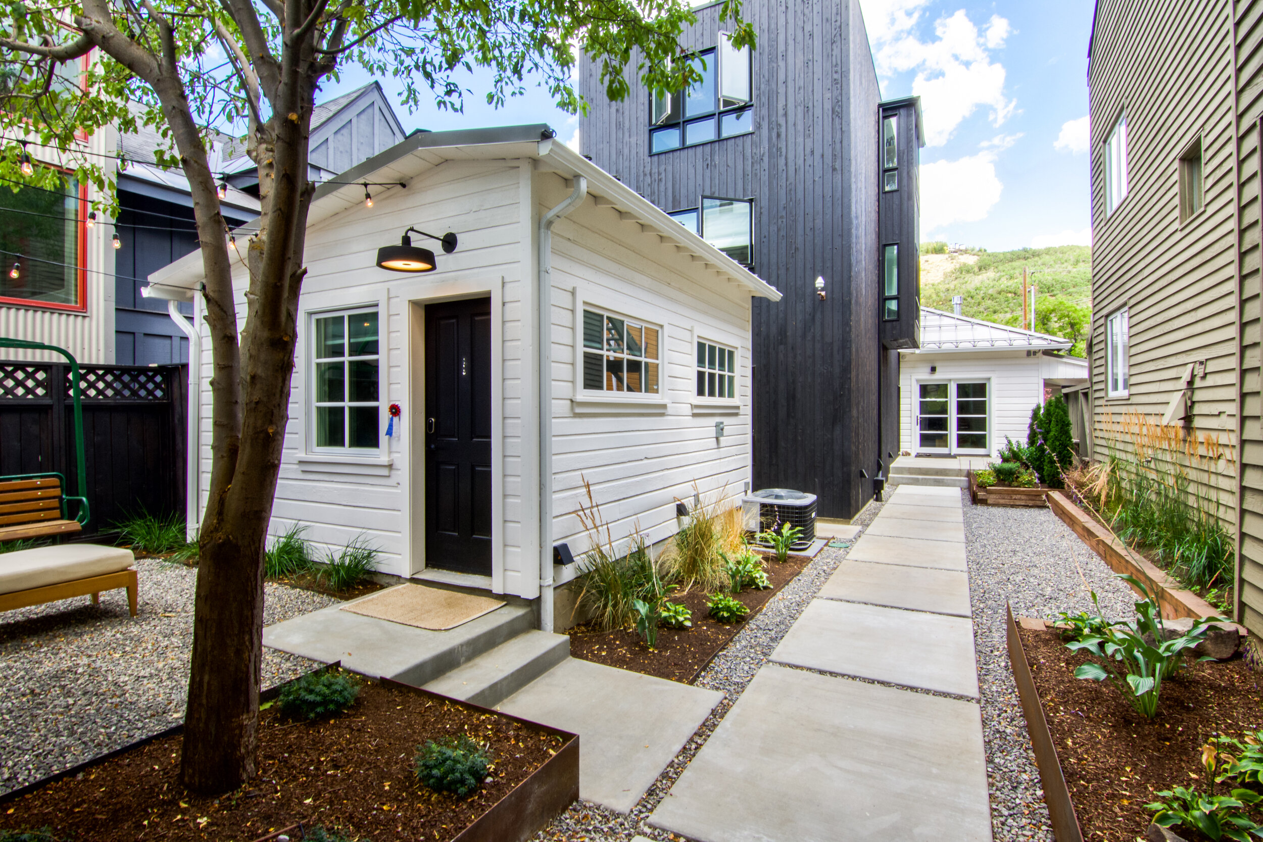 Blackdog Stone Landscaping Park City Utah Home