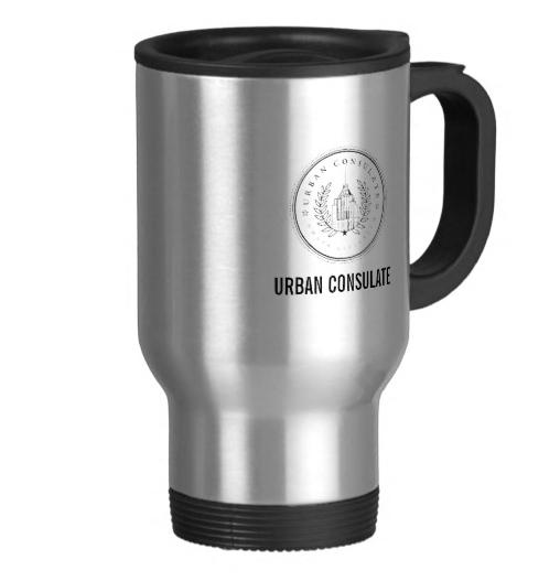 Travel Mug. $25.