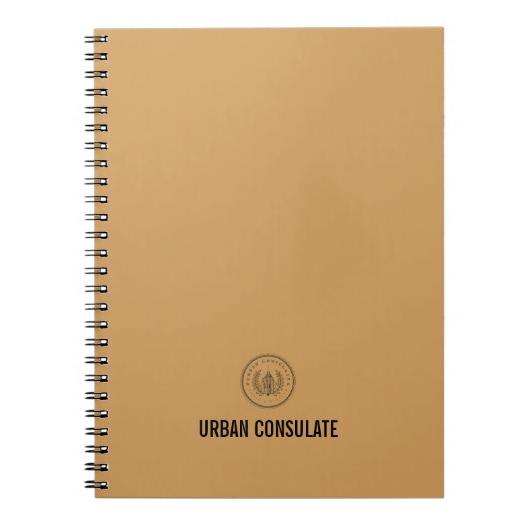 Notebook. $13.