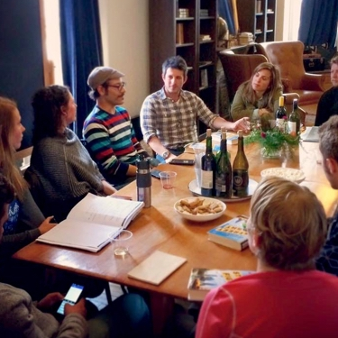 URBANISM BOOK CLUB  Detroit | Hosted by Human Scale Studio  (Spring/Summer 2016)