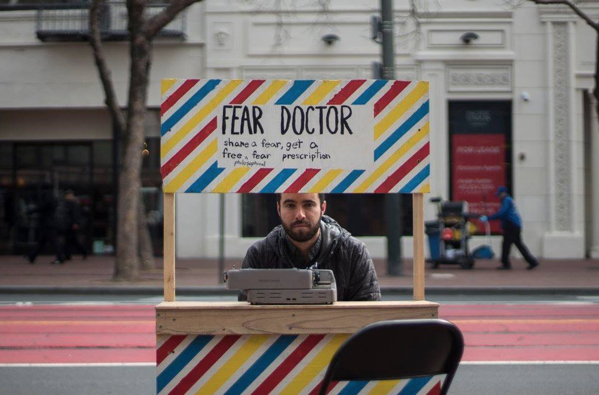 Hunter Franks: Fear Doctor