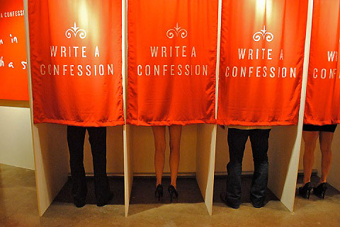Candy Chang: Confessions
