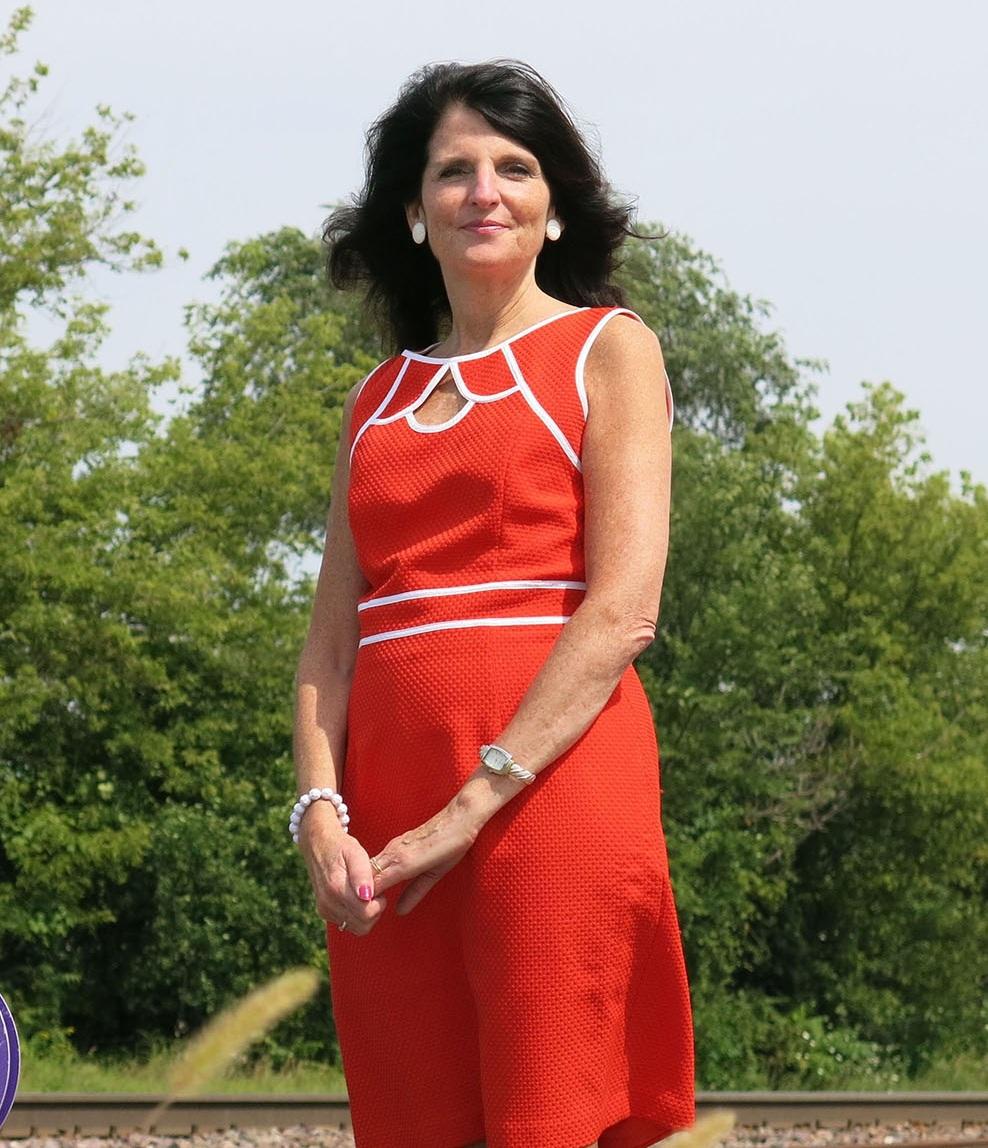 Village President Karen Darch