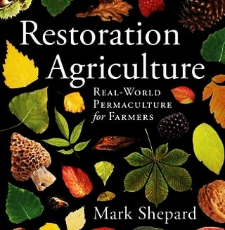 We've been organizing an event as the Maine chapter of the Bionutrient Food Association to bring Mark Shepard to the area to speak. It's coming up this Tuesday, October 15th at the Falmouth High School from 6 to 8pm!  Come join us to learn about the ideas and concepts driving Mark's work to bring large-scale  silvopasture to commercial agriculture.