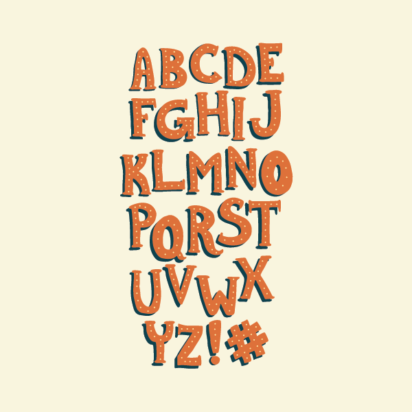 Retro Display Typeface.png