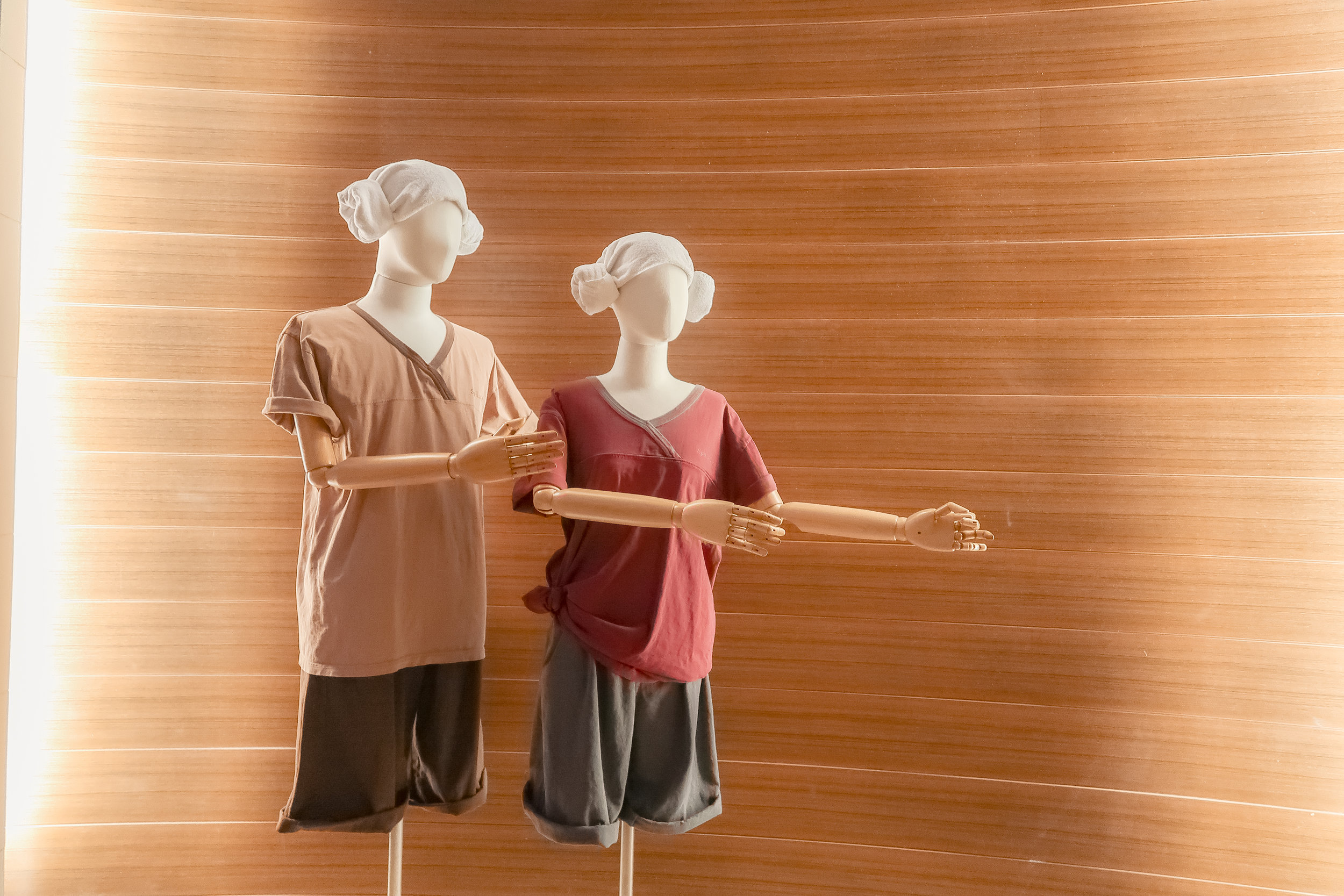 Steam and Sauna Clothes