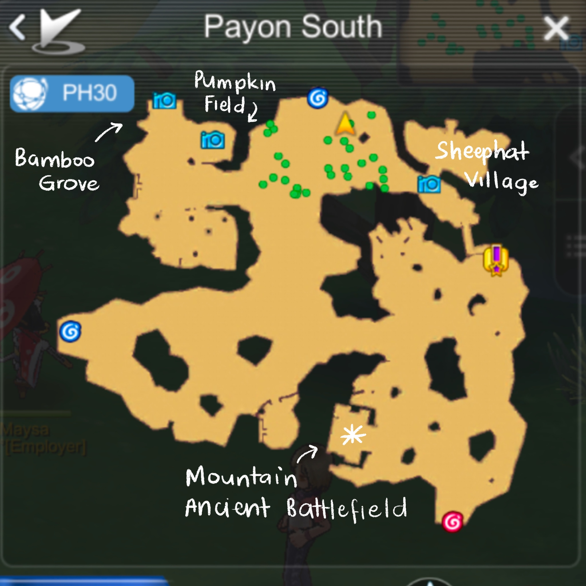 Hidden Sceneries: Payon | Ragnarok Mobile | Kisty Mea