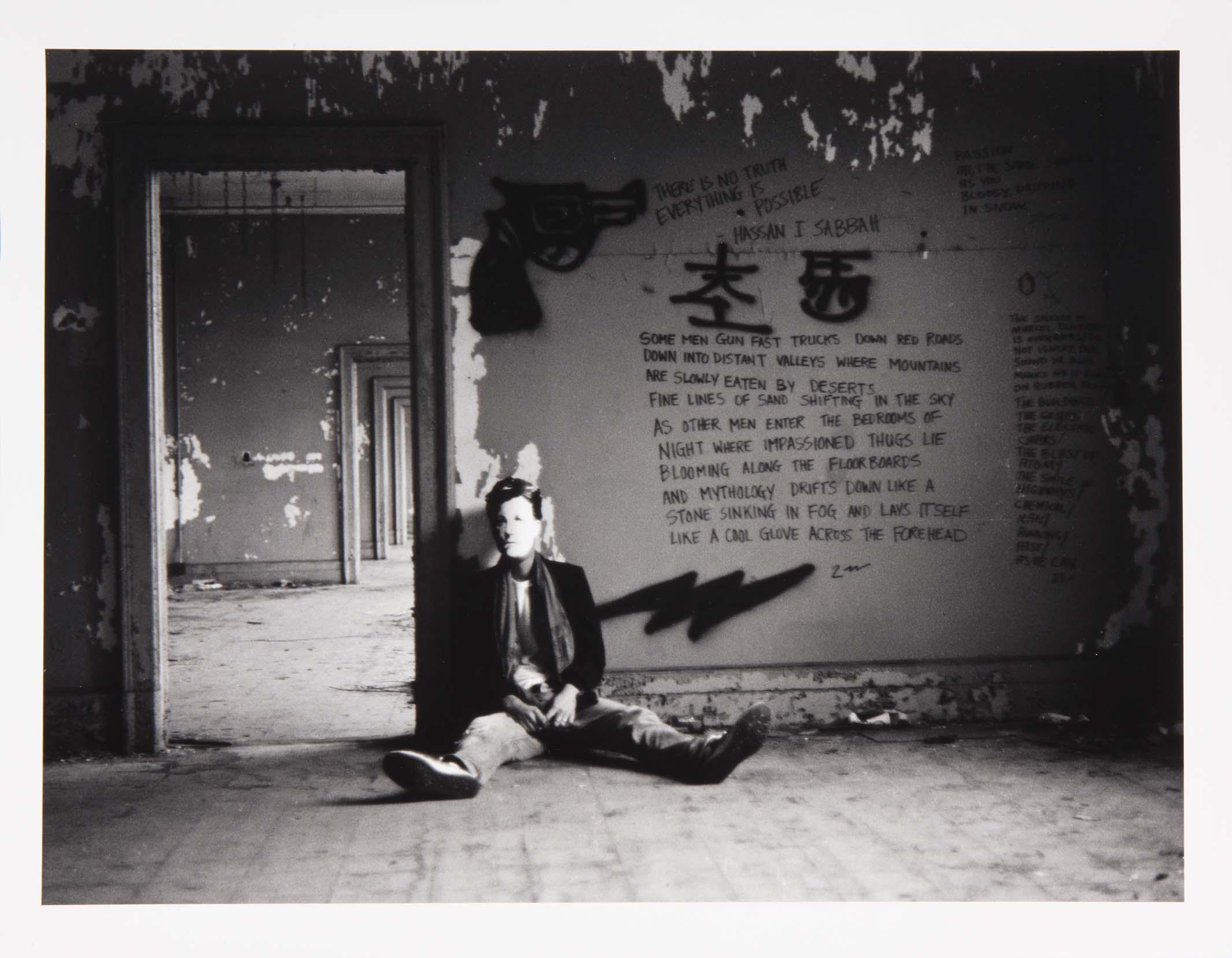 arthur rimbaud in new york,  1978-1979