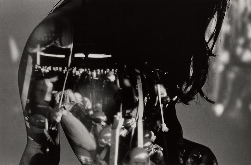 screen, shinjuku, tokyo,  1969