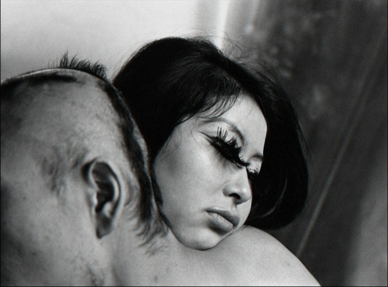 blood and rose, tokyo , 1969