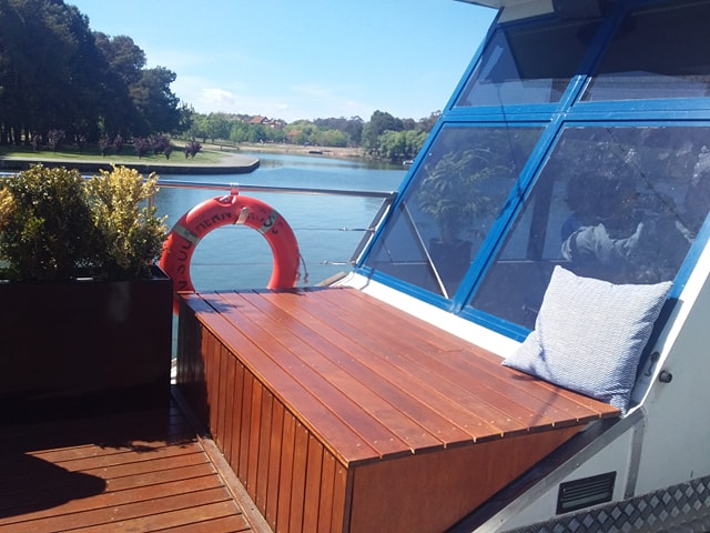 Lake Burley Griffin - Boat Cruise -