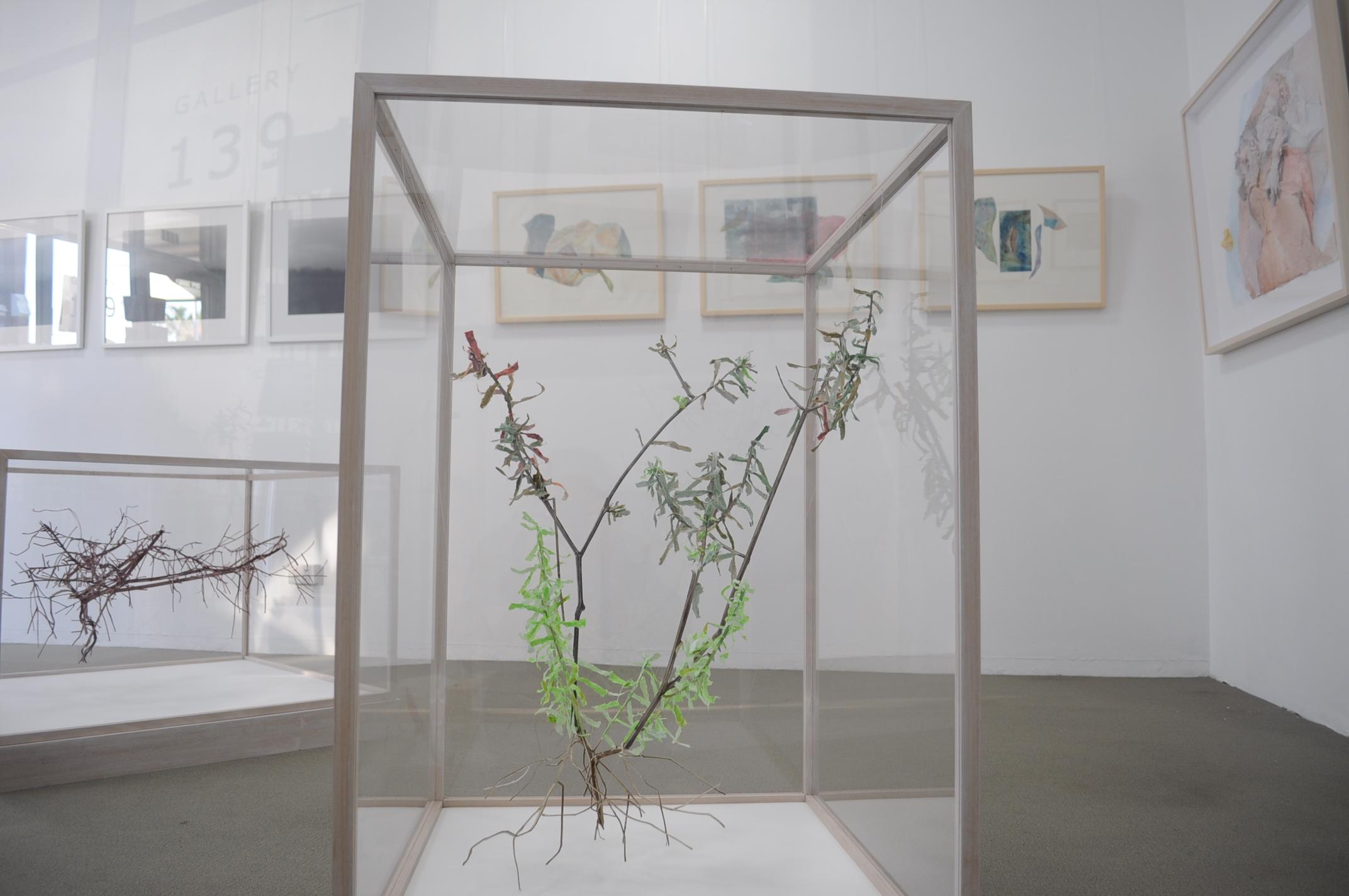 Retake Guersen - paper sculpture