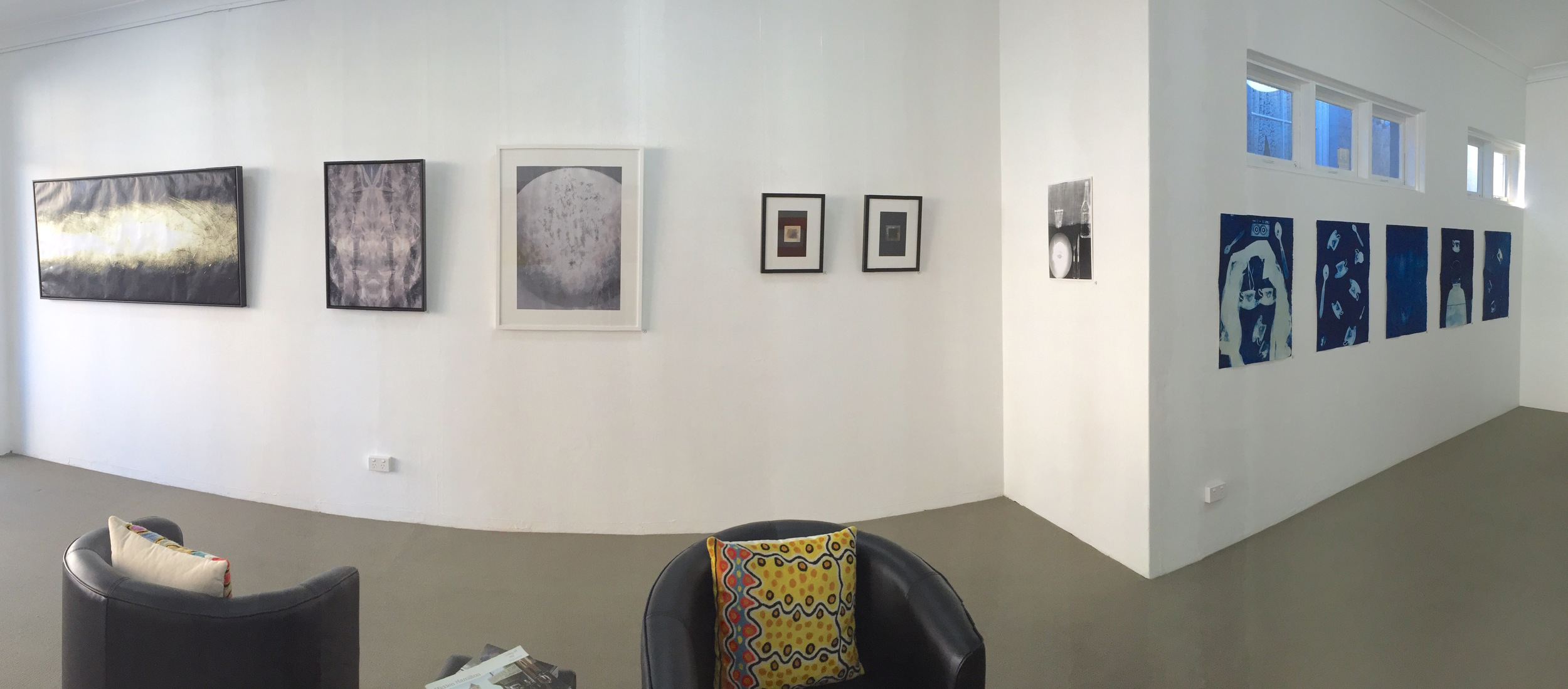 installation view  The Bounds of Photography  24 February - 13 March 2016
