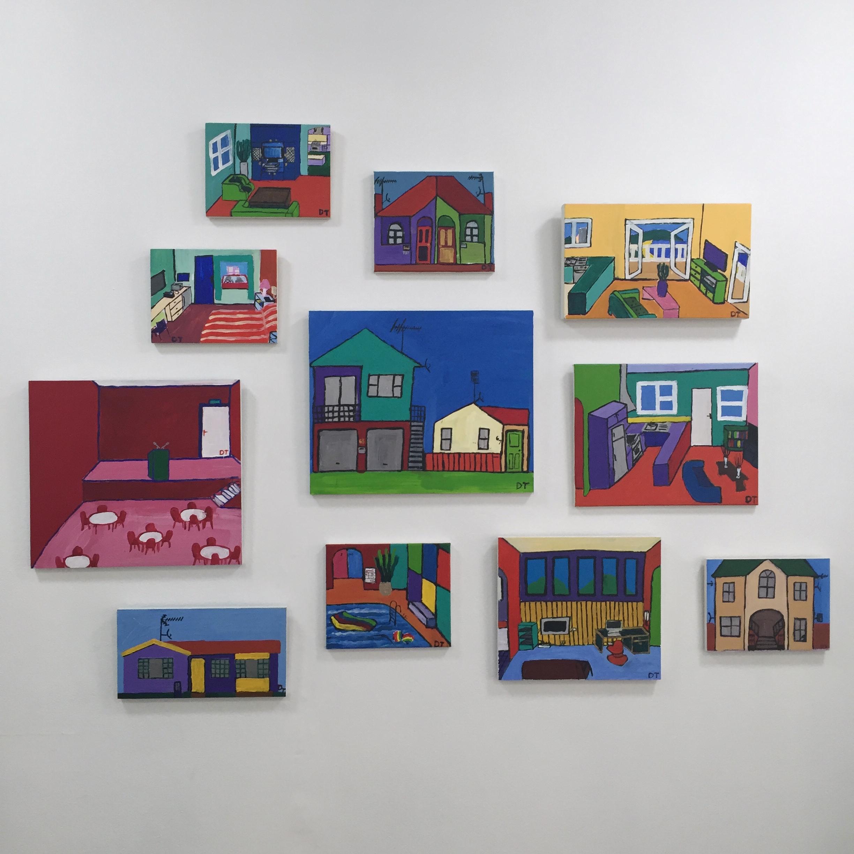 Dane Tobias paintings.JPG