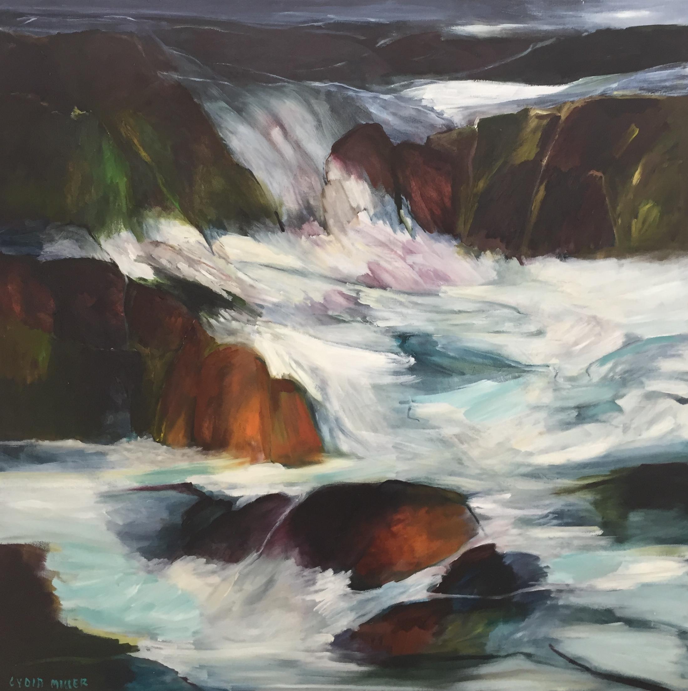 Lydia Miller_Cool Water II_2018_oil on canvas_90 x 90cm_$1500.00.jpg