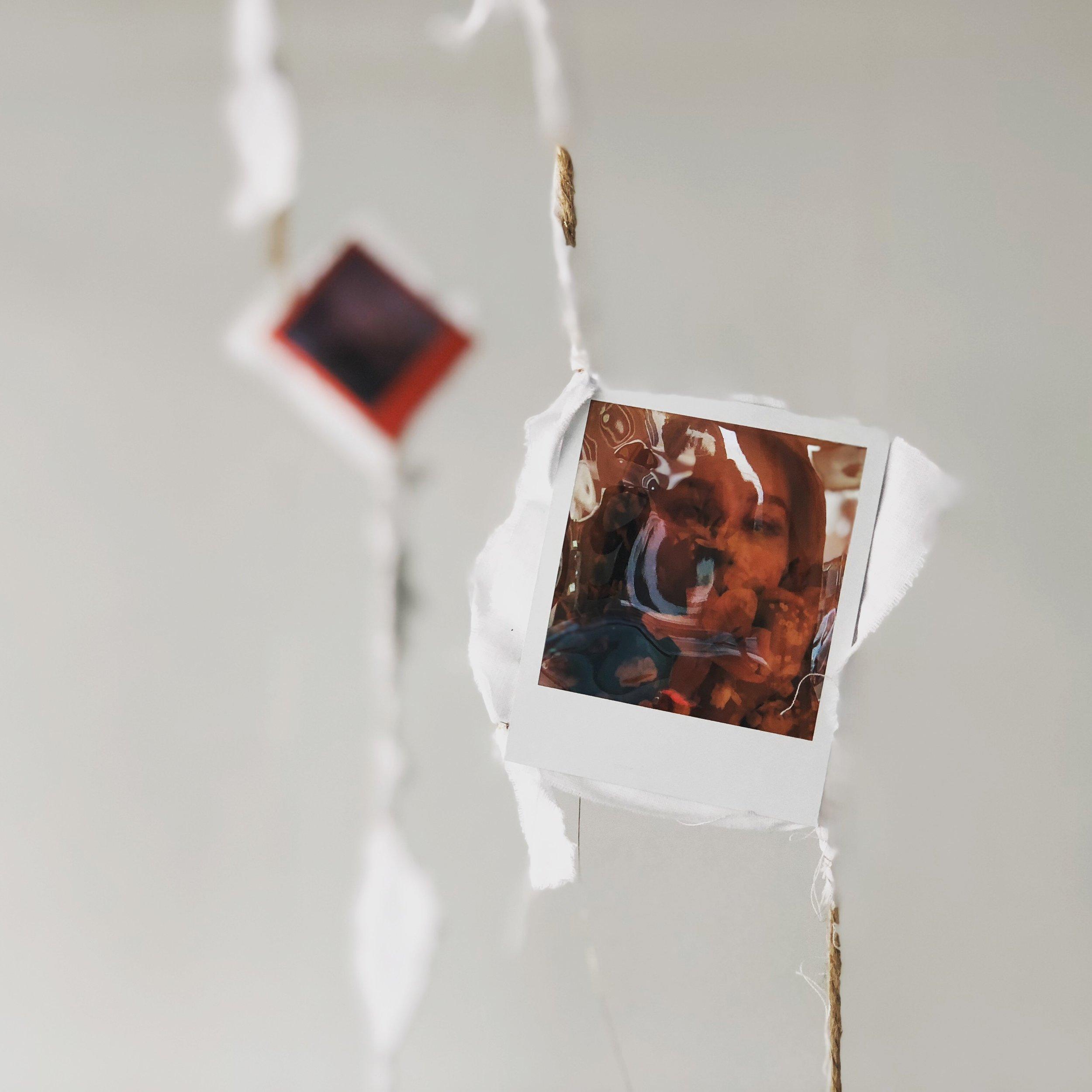 Liz O'Brien installation