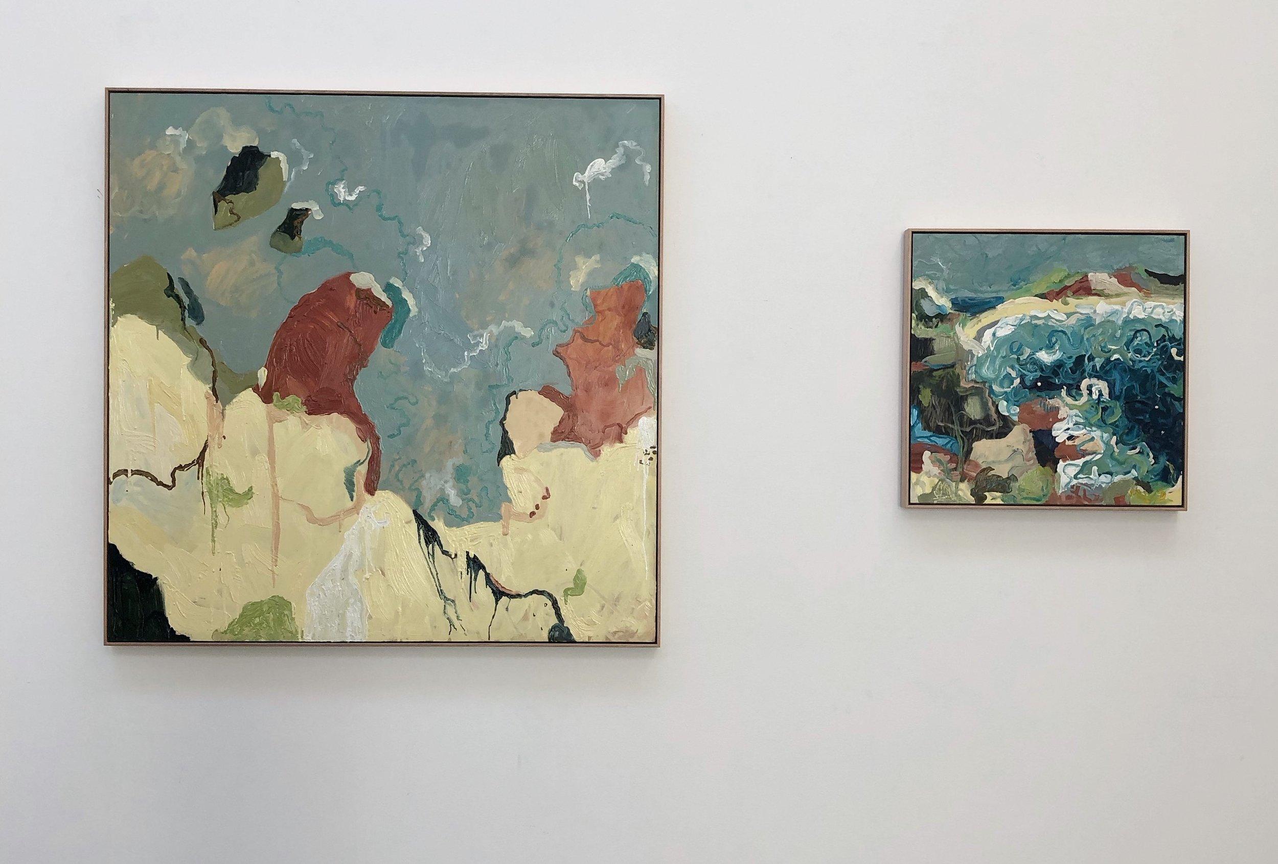 Michelle Teear install