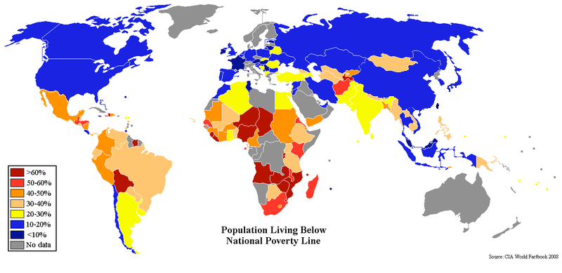 Percentage_of_poverty_in_the_world,_Mexico_colour_coded_corrected