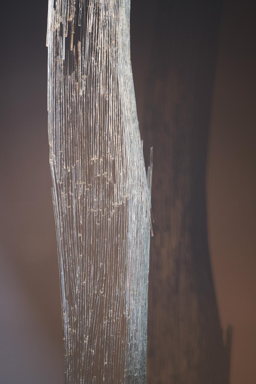 Zdeňka Fusková,  the metamorfosis I . Detalj. Foto: Pål Hoff