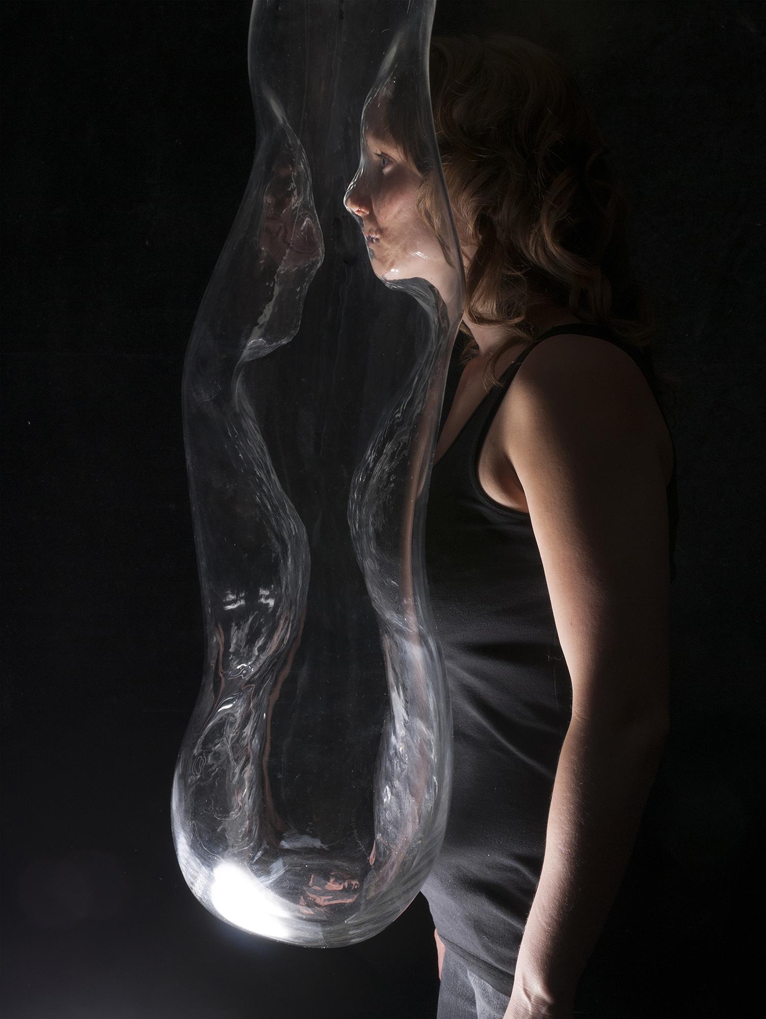 Leah Kudel,  The space between myself and I . Foto: Joe Kelly