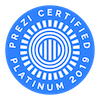 Prezi Platinum Badge
