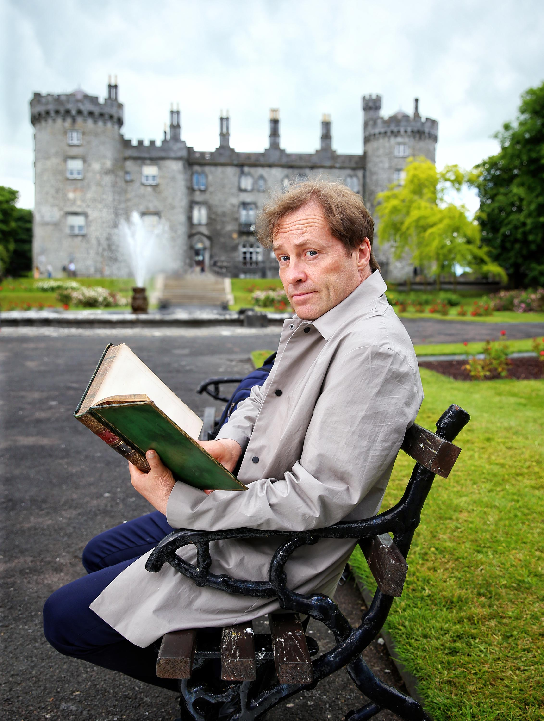 Ireland with Ardal O'Hanlon unearths and reveals an Ireland you could only know by having grown up there.