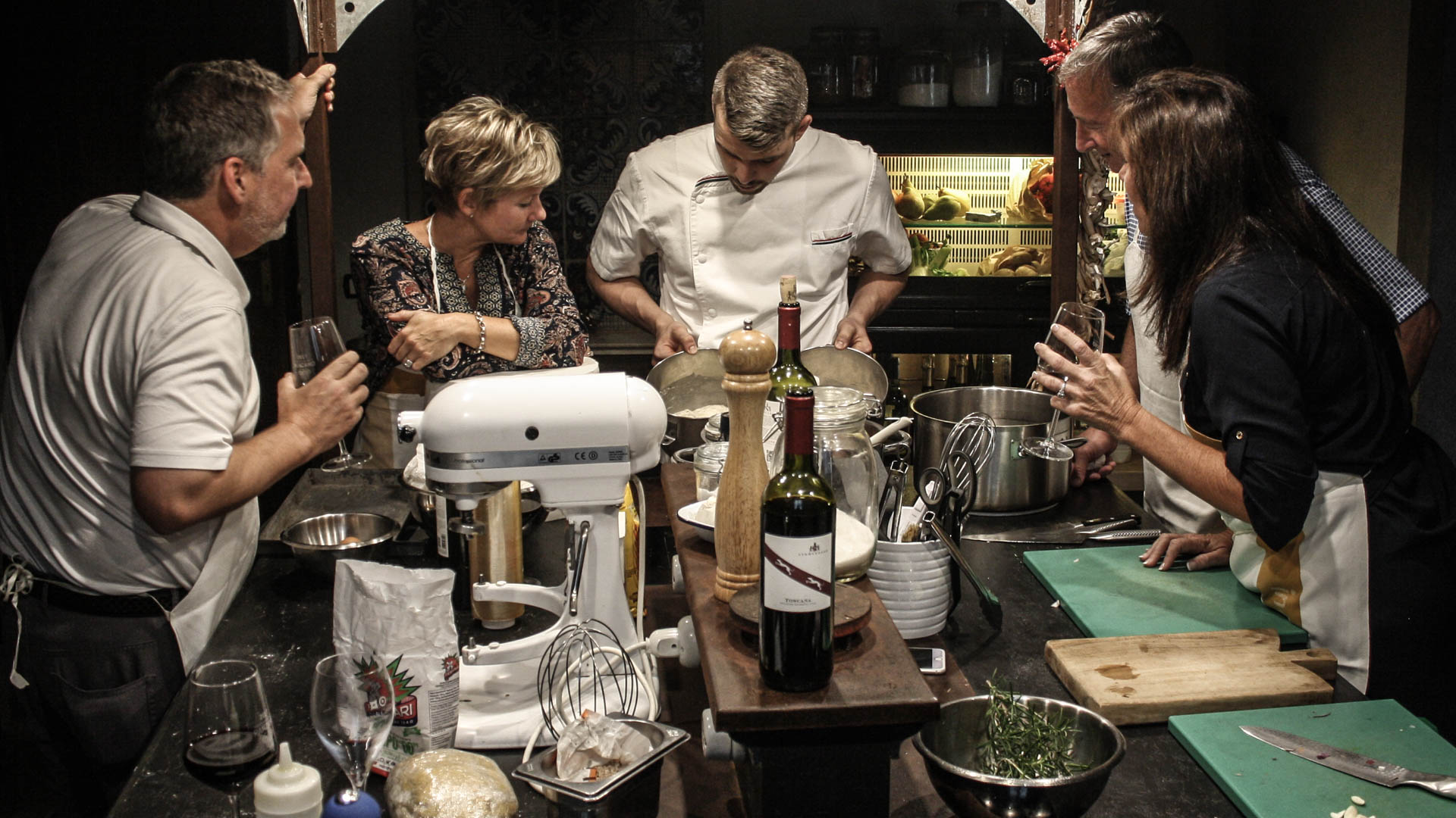 Cooking Classes In Greve And Panzano Chianti Cooking School