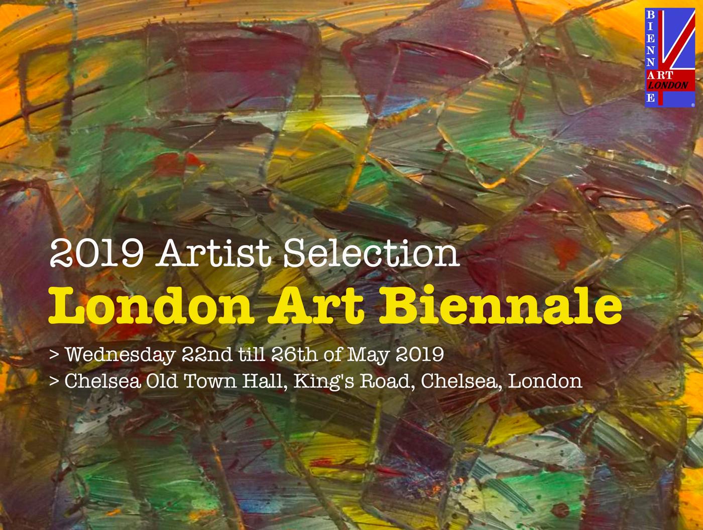 Dalia Morieau @ London Art Biennale