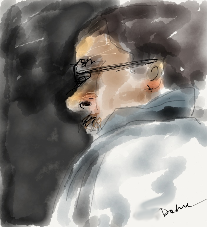 Metro Portrait: Commute