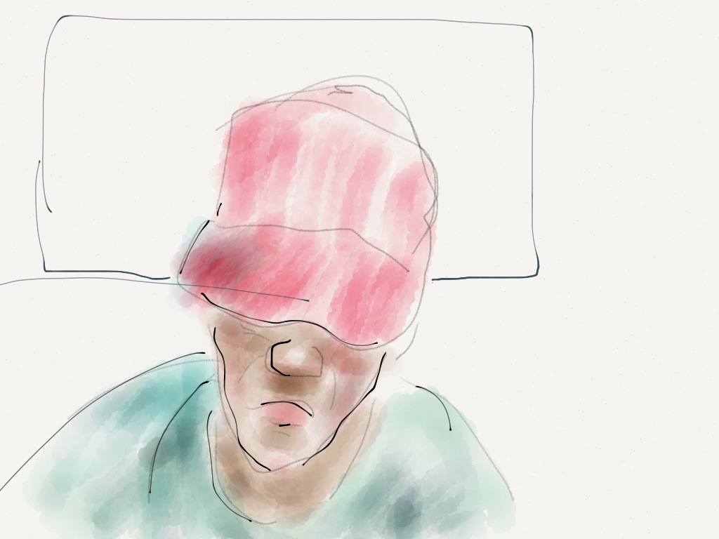 Metro Portrait: Red Hat