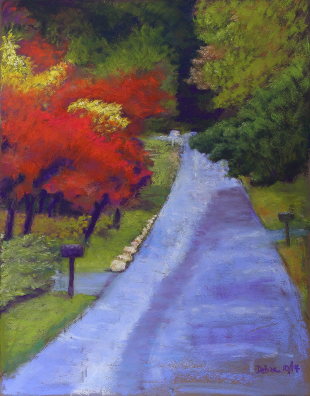 Copley Autumn