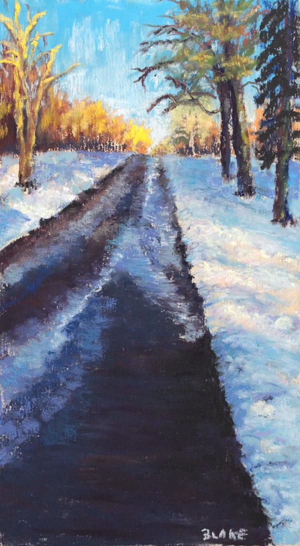 Copley Winter