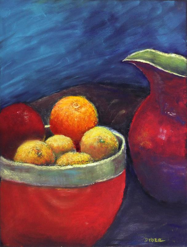 Red Jar