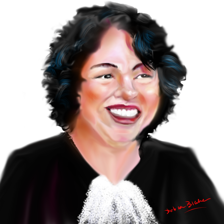 Justice Sandra Sotomayor
